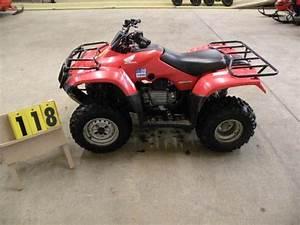 2004 Honda Recon Es 250