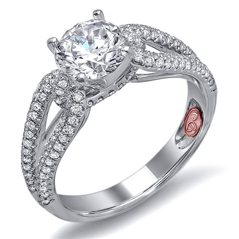 wedding ring design with diamond engagement rings dw6015