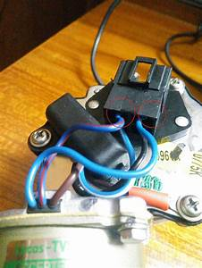 Batteries - How To Connect A Windshield Wiper Motor To A Dc Power Supply