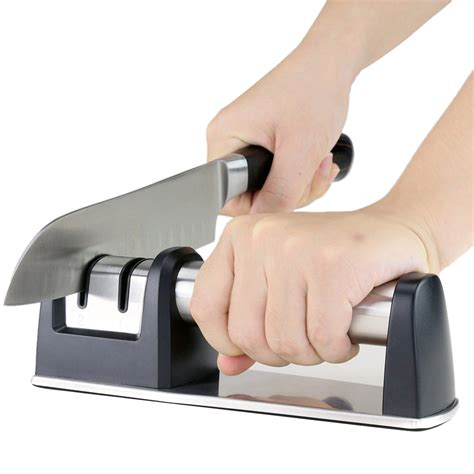 Kitchen Knife Sharpening by How To Sharpen A Knife Efficiently Janeskitchenmiracles