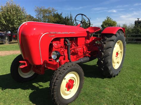 1959 Porsche Tractor For The Collector Who Wants ...