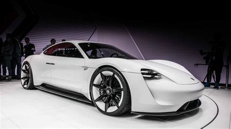 Top Gear 4 Door Supercars by This Is The Mission E Porsche S 600bhp All Electric