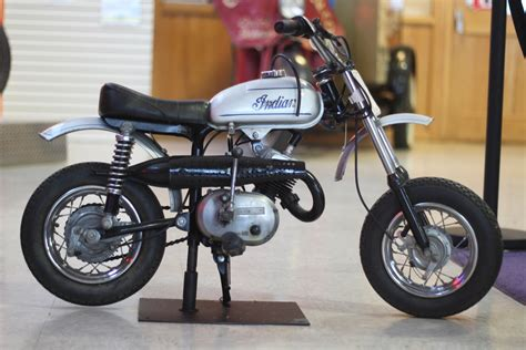 1970's Indian Mm5a Mini Bike