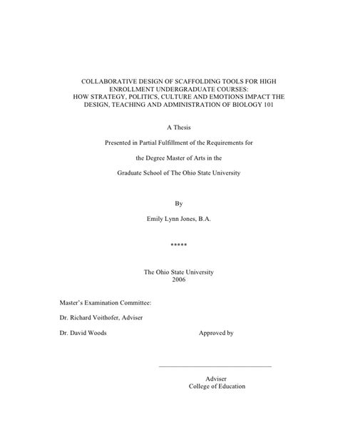 Statement Of Authenticity Thesis by Dissertations Teaching Strategies