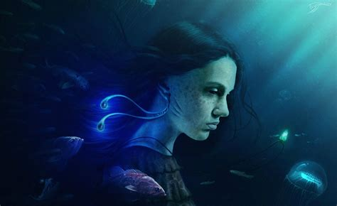 mermaid wallpaper mermaid wallpapers pictures images Underwater