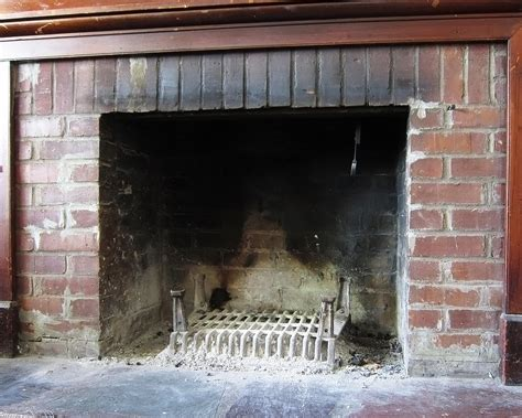how to clean bricks around fireplace cleaning fireplace bricks archives the honeycomb home