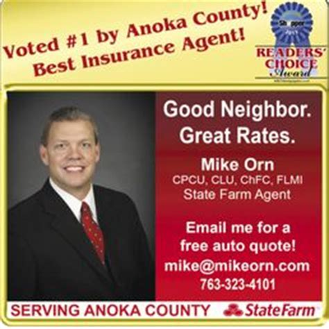Securities distributed by state farm vp management corp. Mike Orn - State Farm Insurance Agent - Get Quote ...