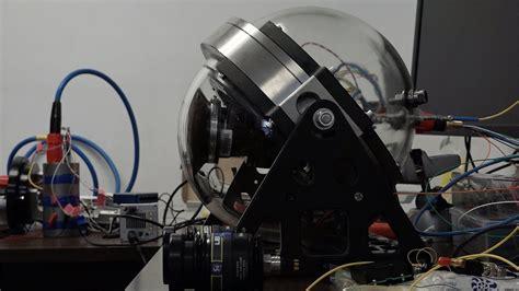 Low Light Camera Captures Bioluminescent Animals