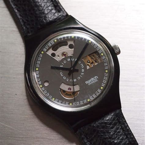 swatch seri aotomatic tbt the original swatch automatic