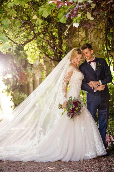 ethereal spring  essense  australia wedding dresses