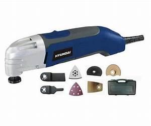 Outil Pas Cher : outil multifonctions hyundai 27 accessoires pour moins ~ Melissatoandfro.com Idées de Décoration
