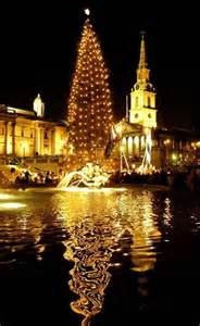 trafalgar square christmas tree london my favorite holiday christ