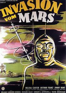 Invaders From Mars (1953) | Movie Posters | Pinterest