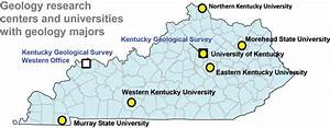 Kentucky Earth Science Information Sources
