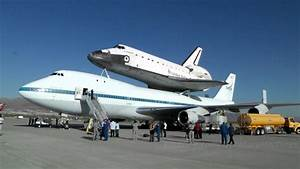 Inside NASA's 747 Space Shuttle Carrier Aircraft!! - YouTube