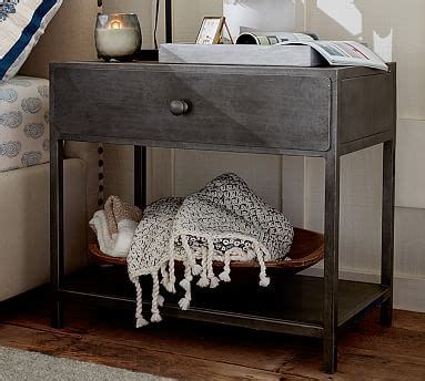 big daddys antiques metal nightstand pottery barn