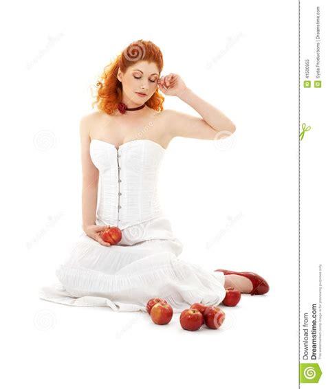 Lovely Redhead Milf Lesbian Bondage