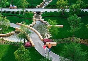 Miami Valley Hospital Landscape Design NBBJ