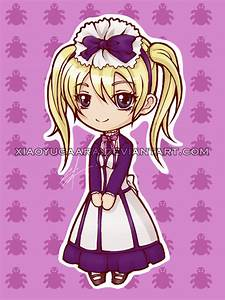KS_Chibi Alois: maid outfit by xiaoyugaara on DeviantArt