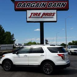 Bargain Barn Tire Rapid City by Bargain Barn Tire Pros 43 Photos 13 Reviews Tires