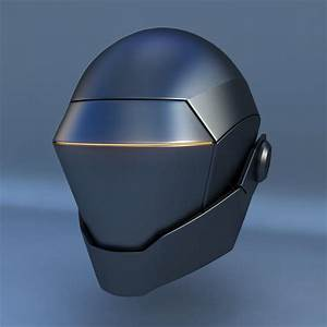 Selling Robot Head type A - I and other 3d Models (Last ...