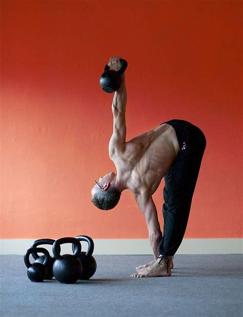 yoga kettlebell combination props nice