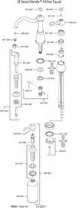 price pfister kitchen faucet parts diagram price pfister kitchen faucet parts marielle series quotes