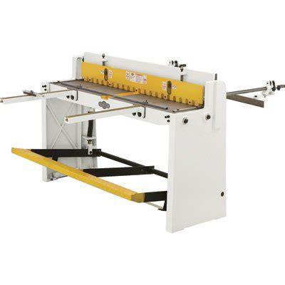 shop fox sheet metal shear 52in m1044 northern tool equipment