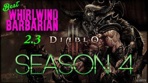 diablo gear barbarian whirlwind build