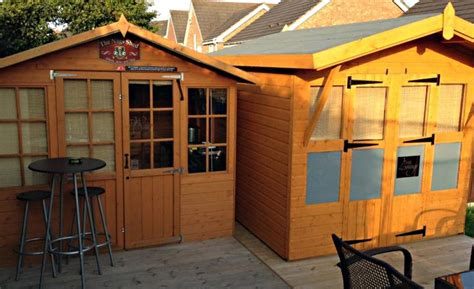 Shed Pubs by Pub Sheds Backyard Pubs Cool Material