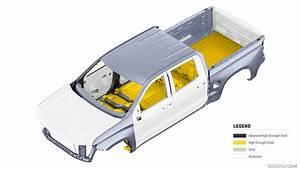 2019 Chevrolet Silverado Body Structure HD Wallpaper 21