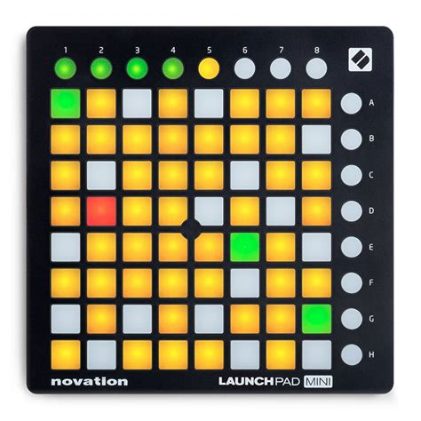 diskon novation launchpad mini mk2 میدی کنترلر نویشن novation launchpad mini mk2