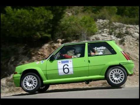renault 5 turbo racing homenaje a alfonso castillo renault 5 gt turbo el camoto
