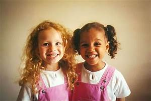 These bi-racial twins are living proof that race is a ...