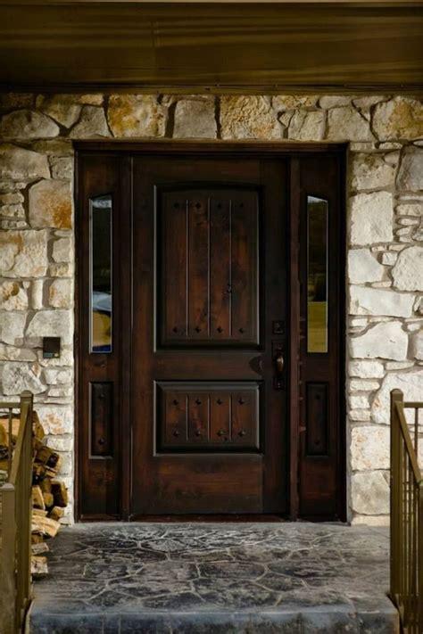 arion drive knotty alder entry door  side lights www