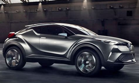 toyota chr review design specs release date