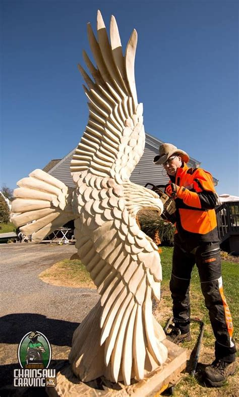 chainsaw carvings images  pinterest carving