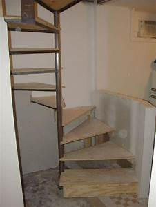 How, To, Build, A, Spiral, Staircase, By, Delores