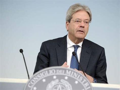 Decreto Presidente Consiglio Dei Ministri by Abolizione Dei Voucher C 232 L Ok Consiglio Dei
