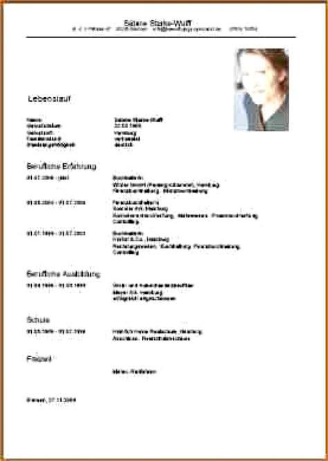 Lebenslauf Erzieherin by 12 Lebenslauf Erzieherin Karlton Says