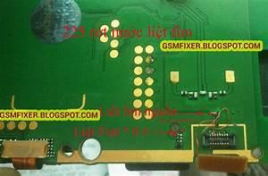 Nokia 225 Keypad Diagram