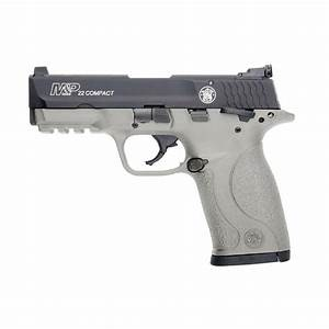Smith  U0026 Wesson M U0026p 22 Compact With H152 Stainless Cerakote