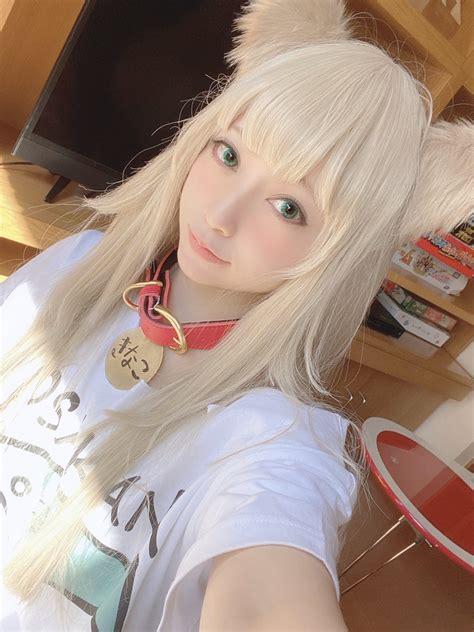 haras catgirl kinako   life   cosplay