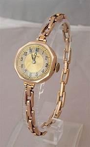 Ladies 9ct Rose Gold Rolex Wrist Watch 1920s | 277134 ...