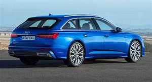 Audi A6 Avant Ambiente : 2019 audi a6 avant is here looking more handsome than ever carscoops ~ Melissatoandfro.com Idées de Décoration