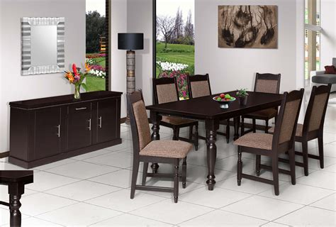 Affordable And Modern Dining Room Suites Sold At The Ok