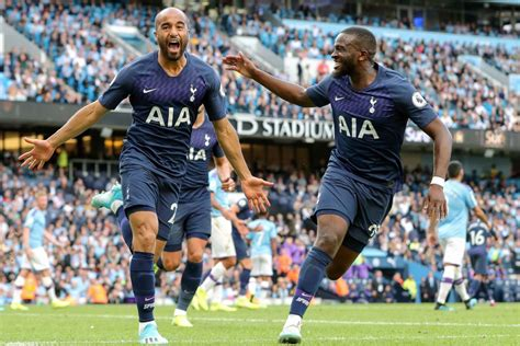 Manchester City vs. Tottenham Hotspur - Football Match ...