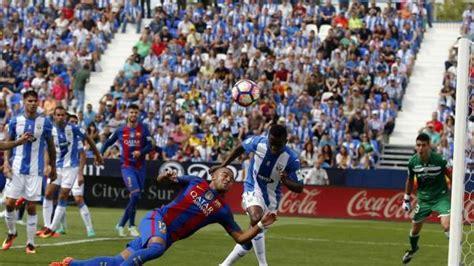 Horario y dónde televisan el Barça vs Leganés