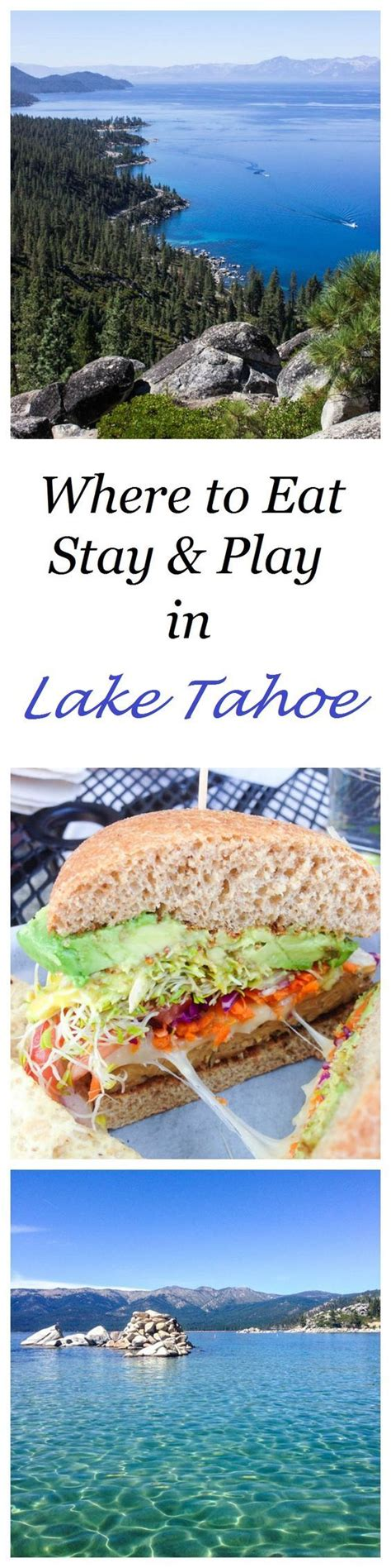 The landing at prizer point marina & resort is casual dining in a floating restaurant on the waters of lake barkley. Where to Eat, Stay & Play in Lake Tahoe | Lake tahoe ...