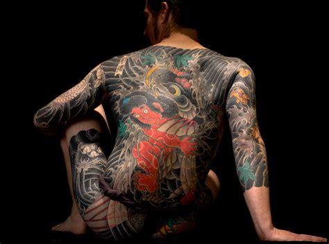 Histoire Le Japon Et L'art Du Tatouage Japonais